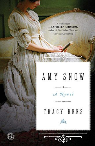 Front cover of Amy Snow a novel by Tracy Rees