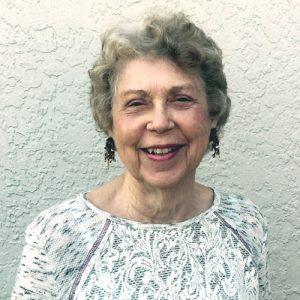 Head shot of Gretchen Meyer