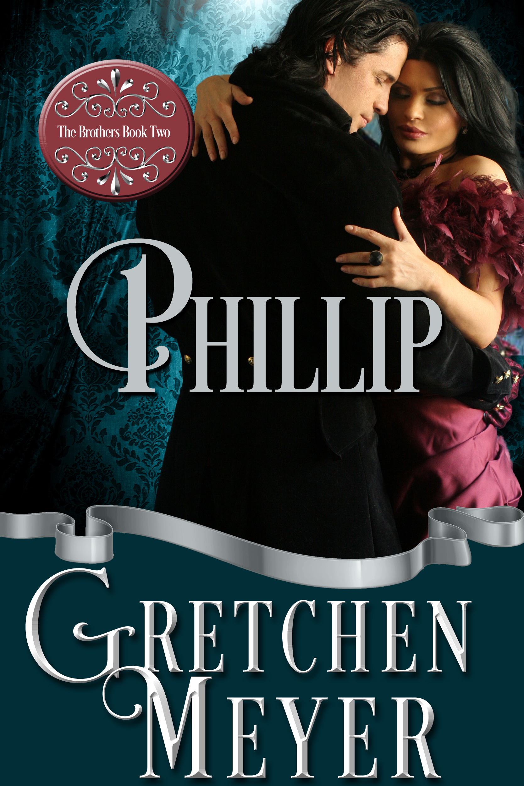 Front cover of the novel Phillip by Gretchen Meyer